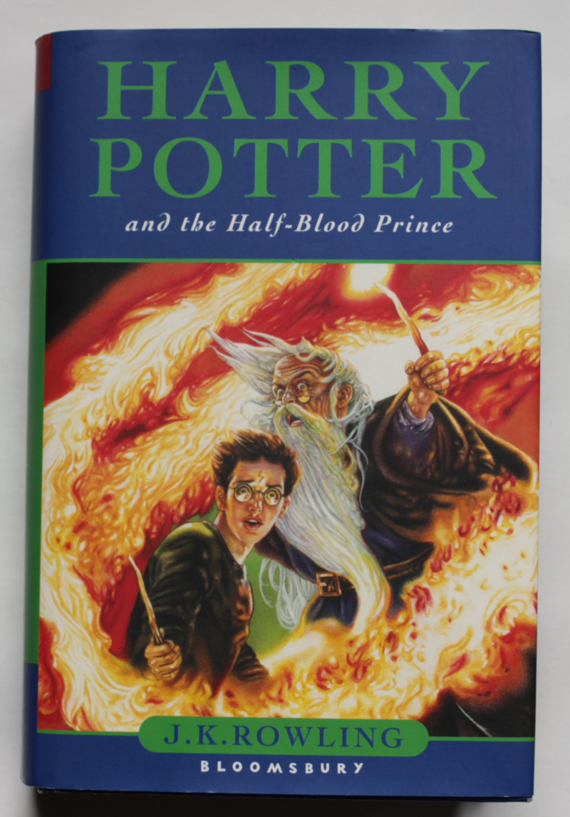 harry potter and the half blood prince books pbfa pbfa