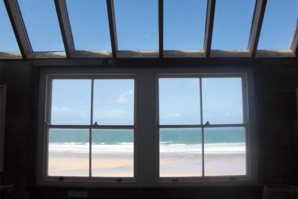 portmeor beach view