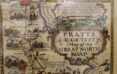 Pratts High Test Map of the Great North Road_DETAIL