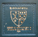 THE CHRONICLER OF EUROPEAN CHIVALRY Stunning Signed LEATHER BINDING (8)