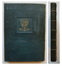 THE CHRONICLER OF EUROPEAN CHIVALRY Stunning Signed LEATHER BINDING (1)