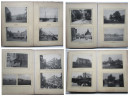 1886 TAUNTON Somerset PHOTOGRAPHS ALBUM Dorset Devon Shaftesbury Watchet etc (11)